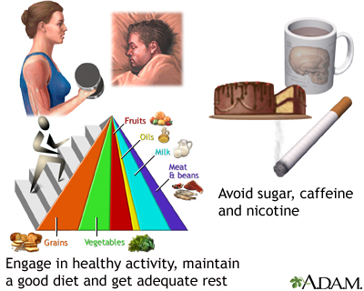 Diet and good health