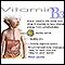 Vitamin B3 benefit
